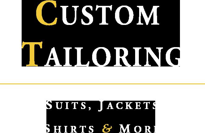 Custom-Tailoring text